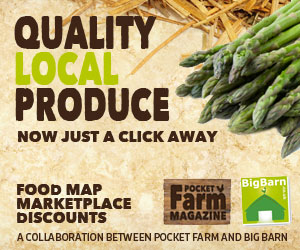 Pocket Farm and Big Barn Local Produce