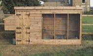 Purpose built coop