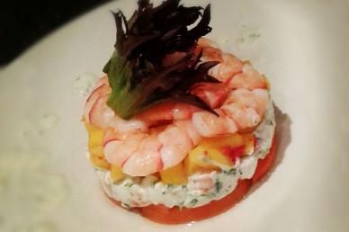 crayfish-mango-salad