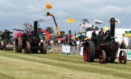 Steam engines in the ring