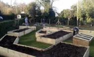 Lovey Grub Garden, Sele Road, Hertford