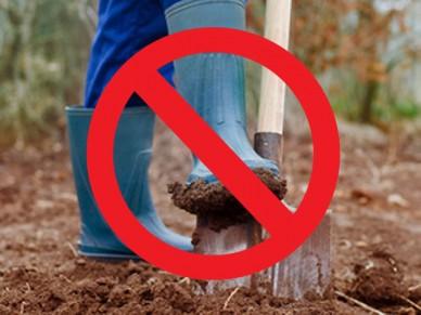 No-dig Gardenng