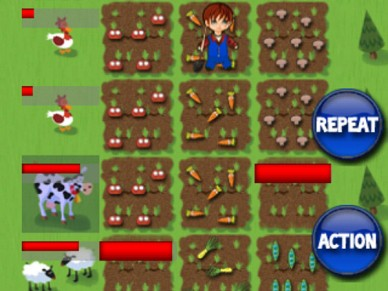 Pocket Farm Game