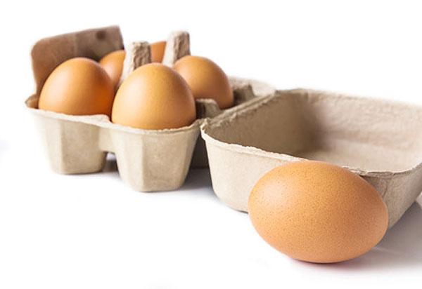 Egg boxes