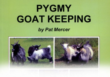 Pygmy Goat Keeping by Pat Mercer