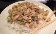 Chicken Foo Yung dish